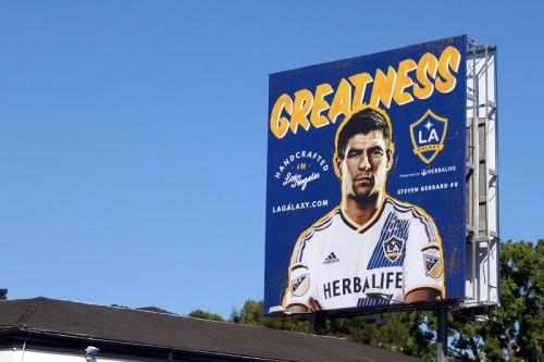 新天地でのデビューへ意気込むジェラード「僕はチームプレーヤー」