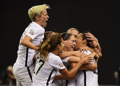 アメリカが2大会連続の決勝進出…2発完封でドイツとの強豪対決を制す
