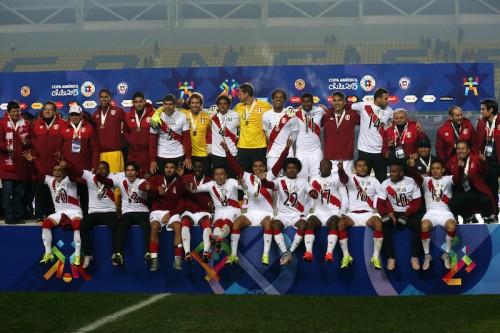 ペルーが2大会連続の3位…2発完封で前回準優勝のパラグアイに勝利