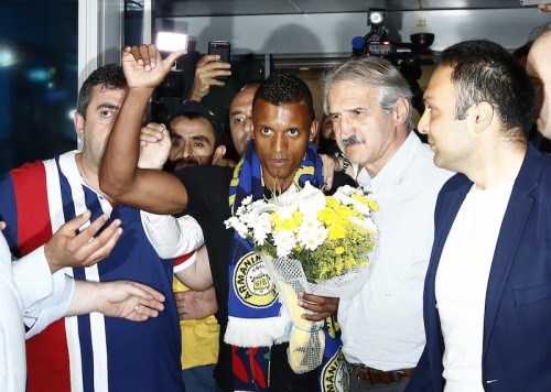 ナニがマンUからトルコのフェネルバフチェに移籍「新しい機会」