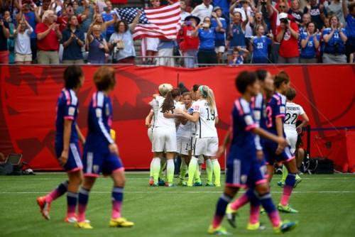 アメリカが4大会ぶり3度目の優勝…なでしこ立ち上がりの失点響き連覇ならず