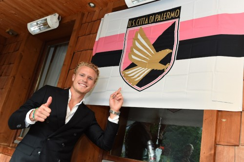パレルモ、PSVから欧州制覇のU-21スウェーデン代表主将を獲得