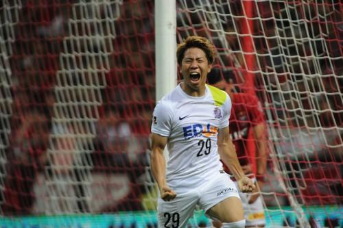 浦和の無敗ストップに貢献…同点弾の浅野拓磨「絶対に決めたかった」
