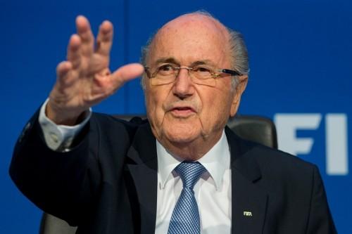FIFA会長選の日程は2月26日に決定…ブラッター会長は「出馬しない」