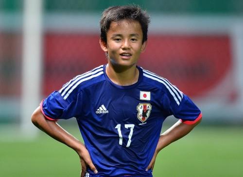 U-15日本代表、久保建英らのゴールで逆転勝利…タイ遠征3連勝