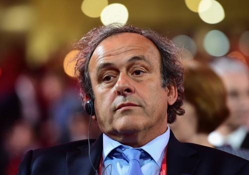 プラティニ氏がFIFA会長選に立候補「運命を受け入れなければ」