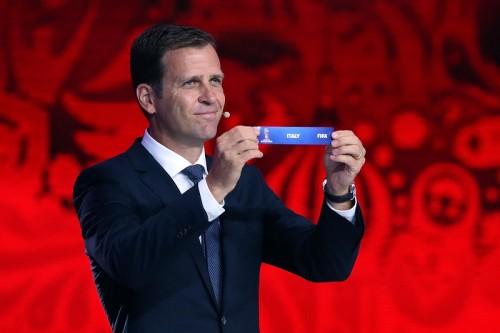 ロシアW杯欧州予選の組み合わせ決定…スペインとイタリアが同組に