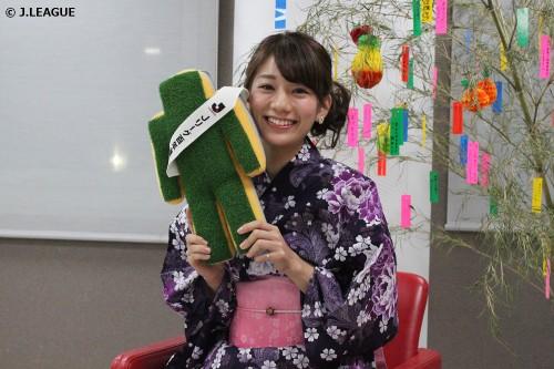 Jリーグ女子マネージャー佐藤美希がファンに質問に回答「サッカーに対する思いがこんなに変わるなんて!」