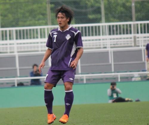 明治大MF差波優人、2016シーズン仙台加入内定「日々成長したい」