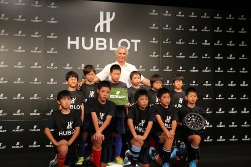 ハリルホジッチ監督が勝利宣言、子どもたちに「次は絶対に勝つ」と約束
