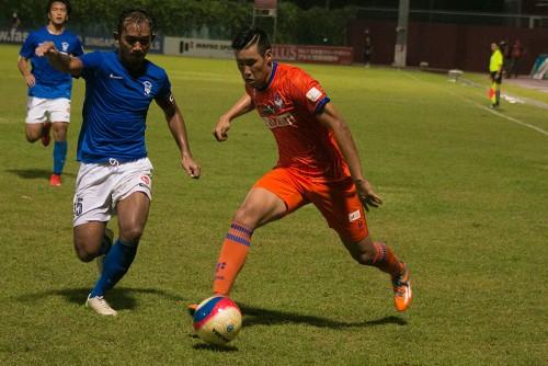 主導権を握りながら1失点で敗れたアルビレックス新潟シンガポール…今季初の3連敗