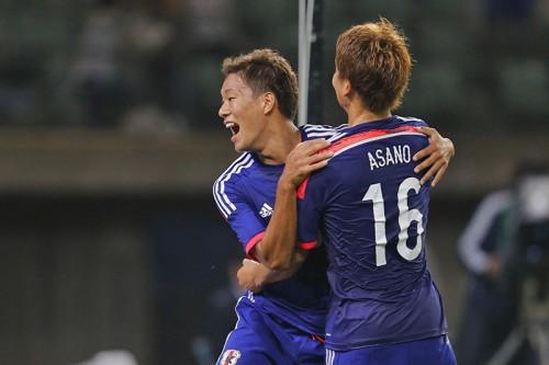 リオ五輪目指すU-22日本代表、野津田&金森のゴールでコスタリカに快勝