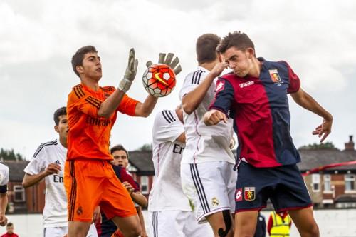 レアルは4強敗退…決勝はジェノア対ライト・トゥ・ドリーム/マンUプレミアカップ