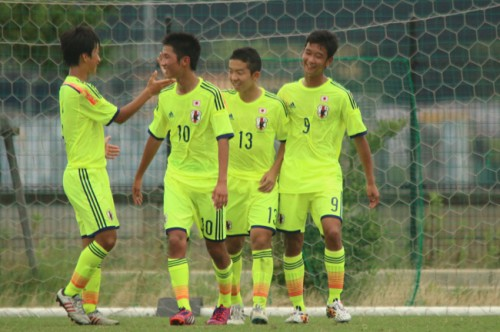 メコンU-15交流プログラムが開幕…日本は2連勝スタート