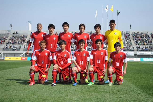Jリーグ・U-22選抜がグルージャ...
