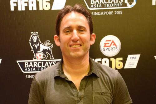 【インタビュー】『FIFA16』クリエイティブ・ディレクター、マシュー・プライアー氏に聞く最新作のポイント