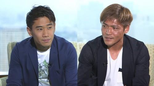 『やべっちFC』新企画で大久保が香川へのインタビューに挑戦…親善試合でゴールパフォ要求!?