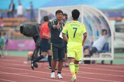 銅メダル、ユニバ男子の神川監督「決定力不足を克服できなかった」