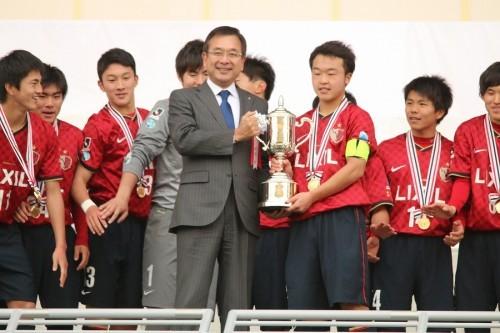 Jユースカップの大会方式が変更…出場全チームによるトーナメント戦に
