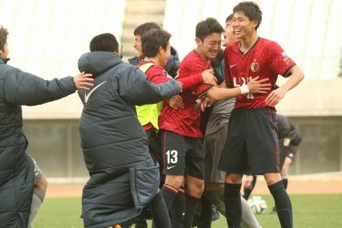 2015Jユースカップの組み合わせが発表…昨年優勝鹿島Yは2回戦から登場