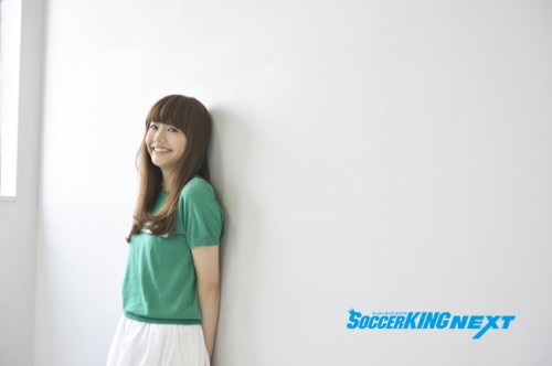 【高校サッカー部限定企画】松井愛莉がキミのサッカー部の1日マネージャーに就任!