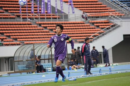 明治大MF和泉竜司、名古屋加入が内定「勝利に貢献したい」