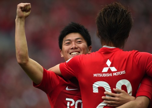 東アジア杯に臨む23名に残るのは…浦和FW武藤を代表ヘ呼ぶなら「いま」