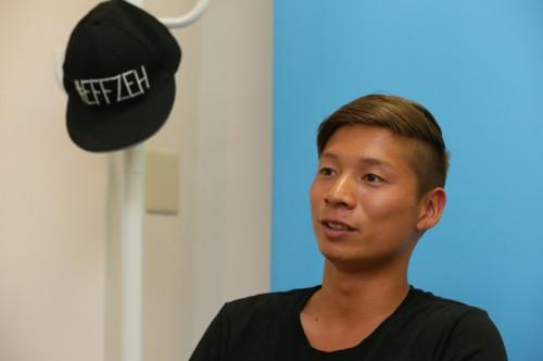 ケルンの長澤が高校、大学時代を回顧「プロを初めて意識したのは大学2年生の時」