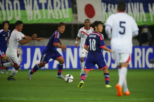 攻撃面で高い万能性を見せつけた野津田…先制点は佐藤寿のアドバイスが呼び水に