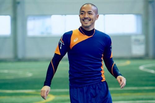小野伸二サッカースクール、アシックス特別枠募集中