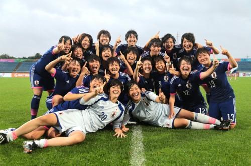 ユニバ女子が銅メダルを獲得…3位決定戦でカナダに5発大勝