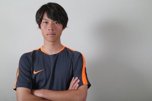 ナイキアカデミーへの参加権を手にした渡邊凌磨「世界のいい部分を、日本に還元していく選手になる」