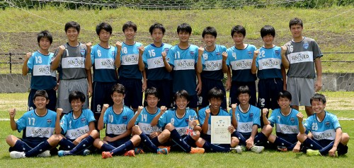 日本クラブユース選手権(U-15)、出場48チーム出揃う