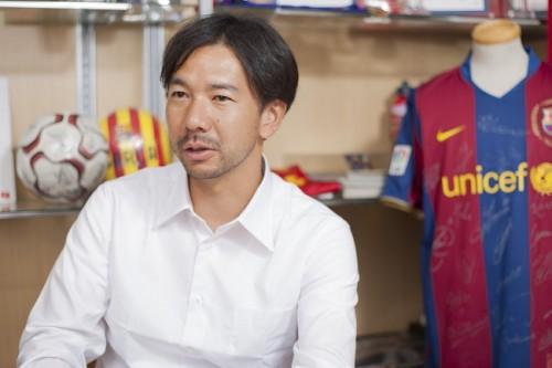 バルサが3年連続参加、「U-12ワールドチャレンジ」主催の浜田満氏「U-12の時点での日本とFCバルセロナの戦術眼の違いを実際に見てほしい」