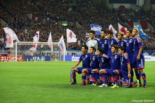 日本代表、北朝鮮戦のスタメン発表…武藤&遠藤が初出場初先発