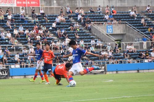 クラブ日本一を引き寄せた横浜FMユースのFW和田昌士「完璧にイメージどおりのゴール」