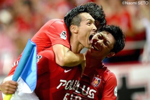浦和、セカンドステージ初の連勝…苦しみながらも槙野弾で湘南下す