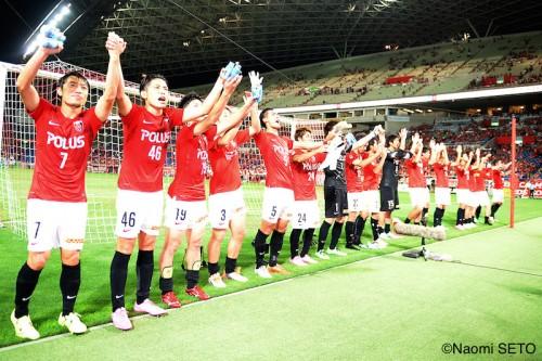 広島が2連敗で首位陥落…浦和は連勝で年間1位に再浮上/J1・2nd第7節
