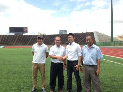 GFA SoriyaがカンボジアでU15国際大会を開催…日本から岐阜県選抜が参加
