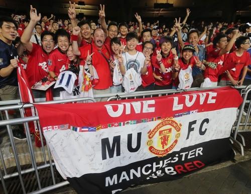 アジア6カ国で最も人気のあるクラブは? 日本のみ異色の結果となる