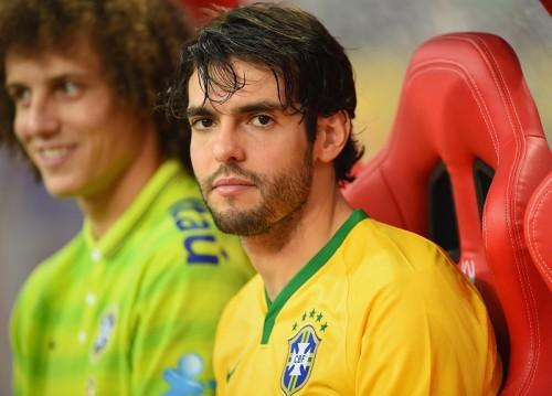 33歳カカがブラジル代表に復帰…親善試合に臨むメンバー24名発表