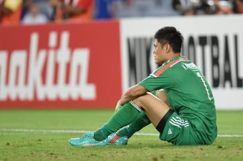 GK川島選外の理由を語るハリル監督「長い期間プレーしていない」