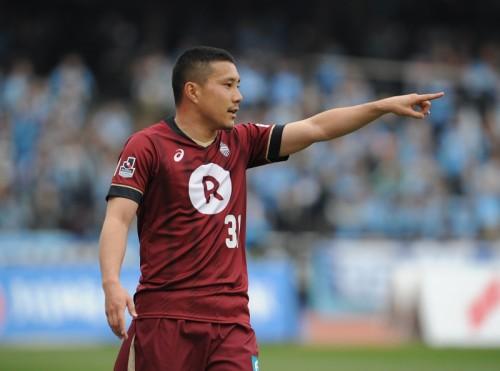 神戸DF安田理大、練習中に左ひざじん帯損傷で全治4週間の見込み