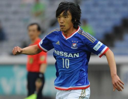 7月の月間ベストゴールは横浜FM中村俊輔の直接フリーキックに決定
