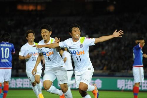 広島FW佐藤が7月の月間MVPに輝く…J2は家長が2カ月連続受賞