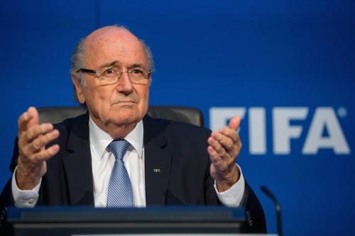 FIFAブラッター会長、韓国協会名誉会長の批判に反撃「不穏な発言だ」