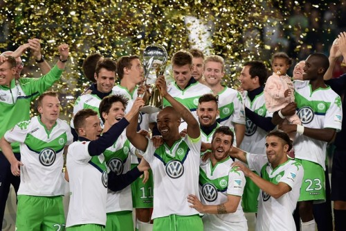 ヴォルフスブルクが独スーパーカップ初優勝…バイエルンは3年連続で敗戦