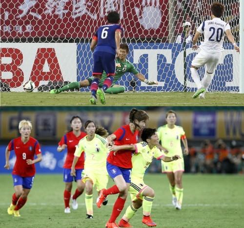 失意の東アジアカップ…最終戦を残して男女ともに優勝消滅は日本のみ