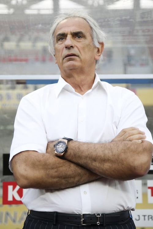 ハリルホジッチ監督、新メンバーに向上要求「代表定着へもっと練習を」