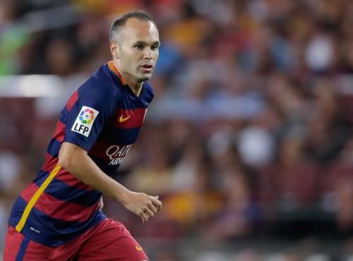 UEFAスーパーカップに臨むバルサ、イニエスタは記録達成なるか